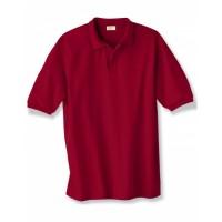 054 - Adult 5.2 oz., 50/50 EcoSmart® Jersey Knit Polo