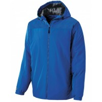 229017 - Adult Polyester Full Zip Bionic Hooded Jacket
