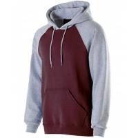 229179 - Adult Cotton/Poly Fleece Banner Hoodie