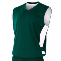 N2349 - Adult Reversible Speedway Muscle Shirt